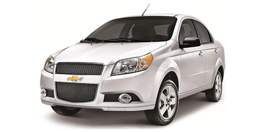 Chevrolet Aveo - Category B