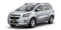 Chevrolet Spin - Category G