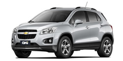 Chevrolet Tracker - Category H