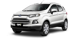 Ford Ecosport - Category D