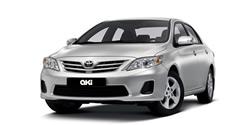 Toyota Corolla - Category F